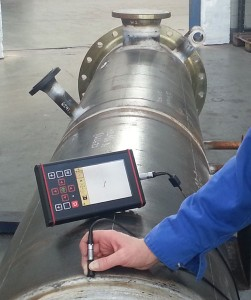 Eddy Current Testing Inspection