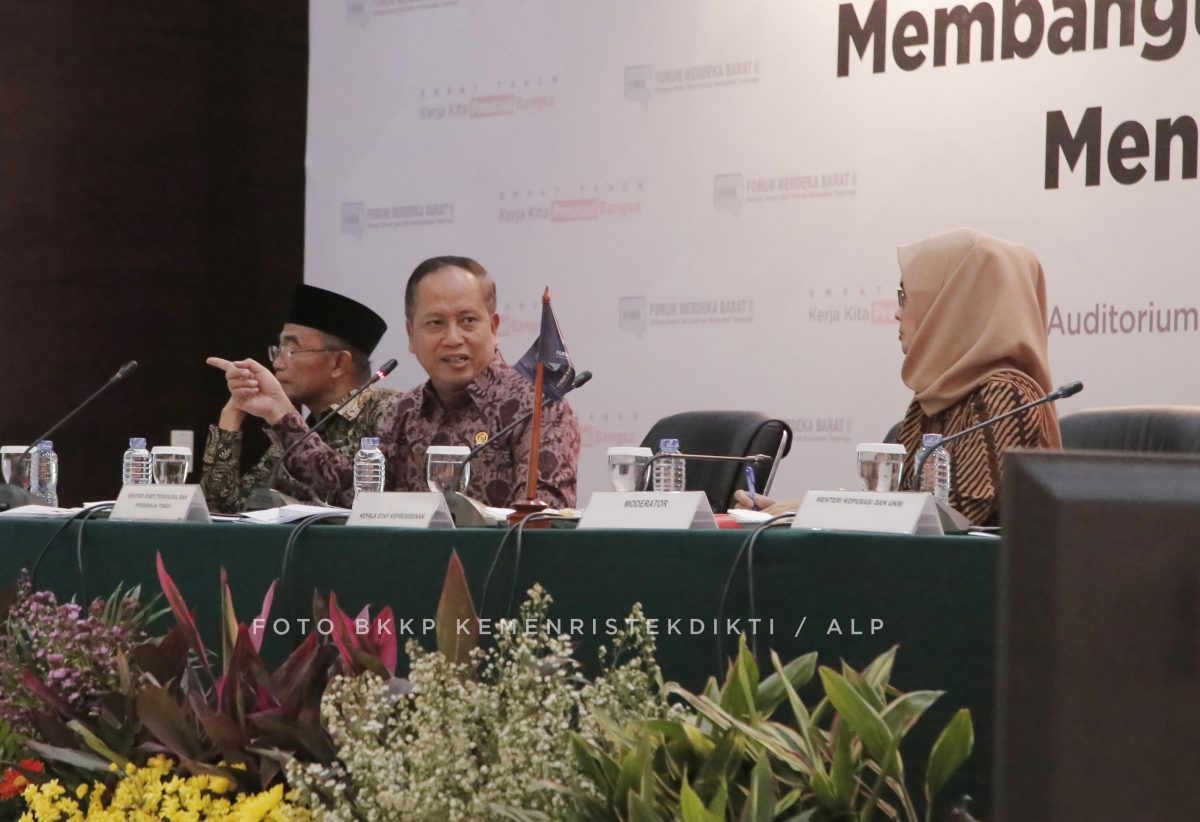 Fourth Year of 'Kabinet Kerja': Indonesia's Research and Innovation Sector Rapidly Grows