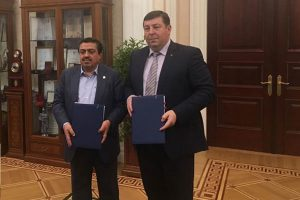 Iran, Russia to boost academic coop.